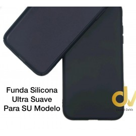 iPhone XS Max Funda Ultra Suave Negro