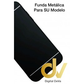 iPhone 6 Plus FUNDA Metalica NEGRO