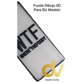 A50 SAMSUNG Funda Dibujo 5D WTF