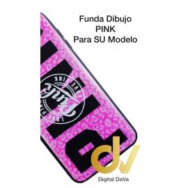 A50 SAMSUNG Funda Dibujo 5D Pink
