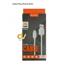 Cable SC01 Para iPhone
