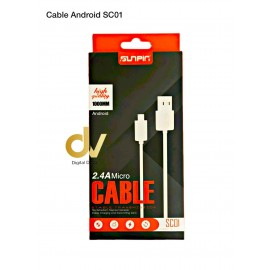 Cable SC01 Para Android