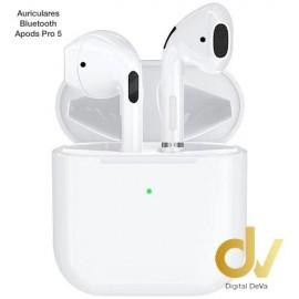 Auricular Bluetooth Apods Pro 5