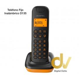 Telefono Fijo Alcatel D135 Negro