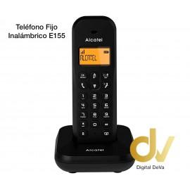 Telefono Fijo Alcatel E155 Negro