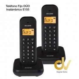 Telefono Fijo Alcatel E155 DUO