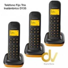 Telefono Fijo Alcatel D135 TRIO