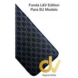 A71 SAMSUNG Funda L&V Edition AZUL
