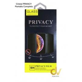iPhone 12 Pro Max 6.7 Cristal PRIVACY Full Glue