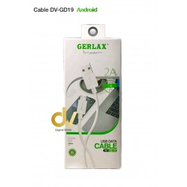 Cable GERLAX GD-19 Android