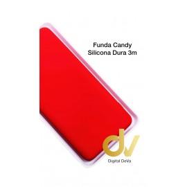 A21S SAMSUNG Funda Silicona Candy Dura 3mm Rojo
