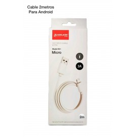 Cable 2 Metros Para Android Model: 901