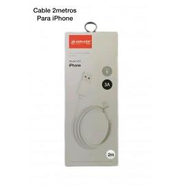 Cable 2 Metros Para iPhone Model: 901