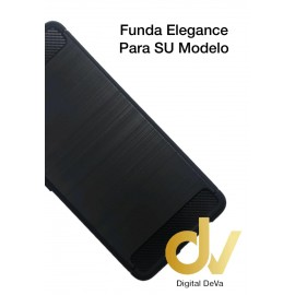 iPhone 12 6.1 Funda Elegance Tpu Negro
