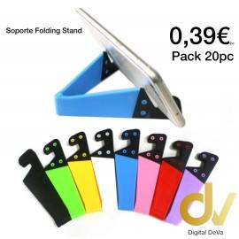 Soporte Plegable Pack 20pc
