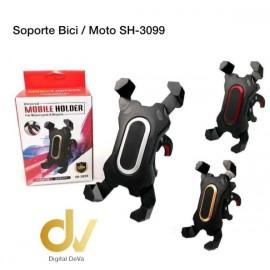Soporte Bici SH-3099 Dorado
