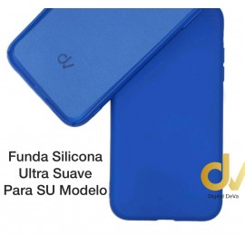 iPhone 12 Pro Max 6.7 Funda Ultra Suave Azul Marino