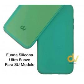 """iPhone 12 Mini (5.4"""") Funda Ultra Suave Verde"""