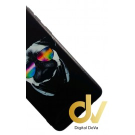 J4 Plus Samsung Funda Dibujo 5D Perro