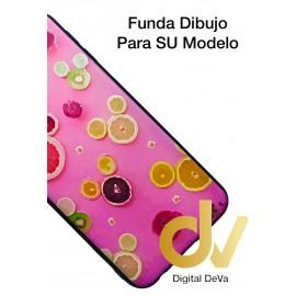 Psmart Plus HUAWEI Funda Dibujo 5D Frutas