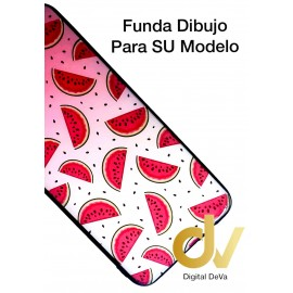 Psmart Plus HUAWEI Funda Dibujo 5D Sandia