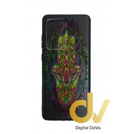 S20 Plus Samsung Funda Dibujo 5D MANO FATIMA