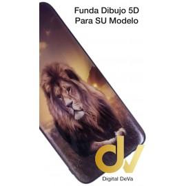 S20 Ultra Samsung Funda Dibujo 5D LEON