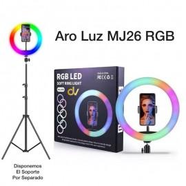 Aro De Luz RGB26 Multicolor