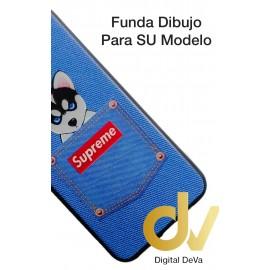 Mate 20 Lite Huawei Funda Dibujo 3D Perro Supr