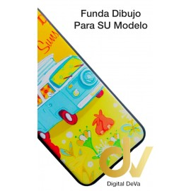 Mate 20 Lite Huawei Funda Dibujo 3D Automovil