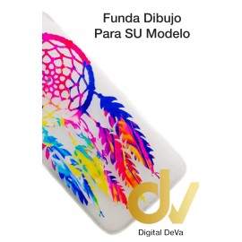 Mate 20 Lite Huawei Funda Dibujo 3D Atrapa Sueños
