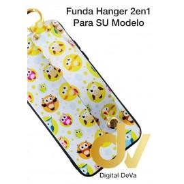 iPhone XR Funda Hanger 2 en 1 BUHOS