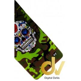 iPhone 7 Plus / 8 Plus Funda Dibujo CALAVERA MILITAR