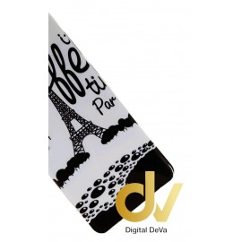 iPhone 7 Plus / 8 Plus Funda Dibujo PARIS