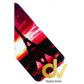 iPhone 7 Plus / 8 Plus Funda Dibujo PARIS ATARDECER