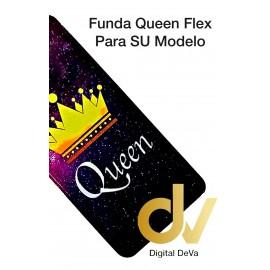 Poco M3 Xiaomi Funda Silicona Dibujo Flex Queen
