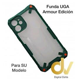 iPhone 12 5.4 Funda UGA Armour Edicion Verde