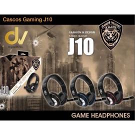 Cascos Gaming J10