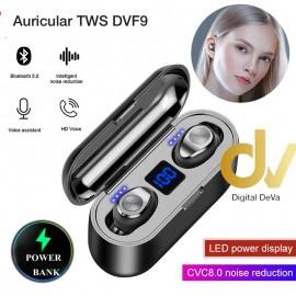Auricular TWS DVF9