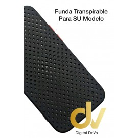 A02S Samsung Funda Transpirable Negro