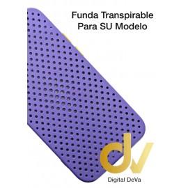 A02S Samsung Funda Transpirable Lavanda