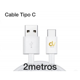 Cable Tipo C 2mt