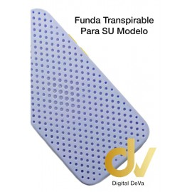 iPhone 12 Pro Funda Transpirable Lila