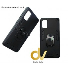 Poco X3 Xiaomi Funda Armadura 2 En 1 Negro