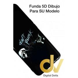 A21S Samsung Funda Dibujo 5D Daft