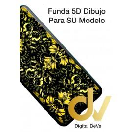 A21S Samsung Funda Dibujo 5D Mandala