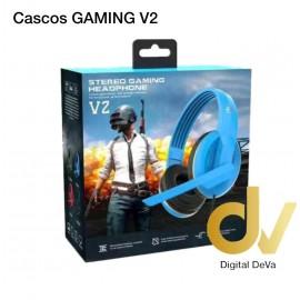 Cascos GAMING V2 Azul