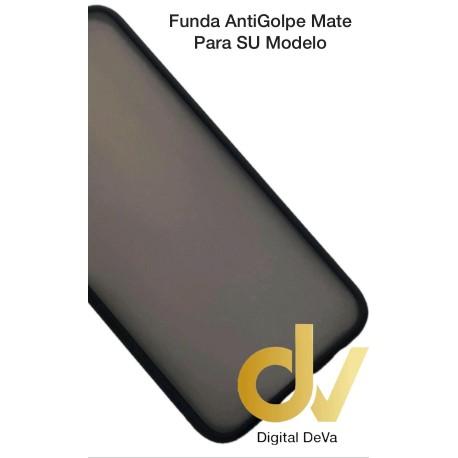 iPhone 12 / 12 Pro 6.1 Funda AntiGolpe Mate Negro