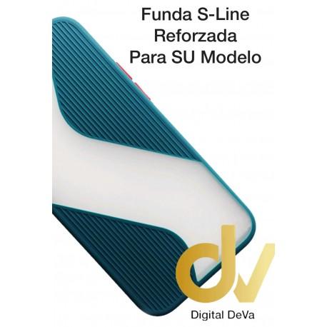 A42 5G Samsung Funda S-Line Reforzada Verde