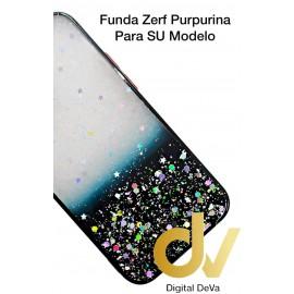 iPhone 12 Mini 5.4 Funda Zerf Purpurina Negro